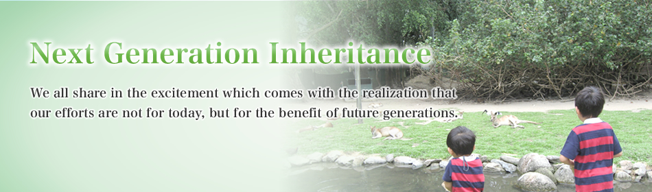 Next Generation Inheritance