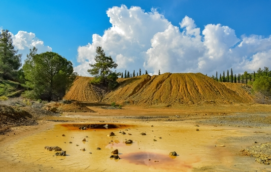 重金属汚染土壌不溶化薬品